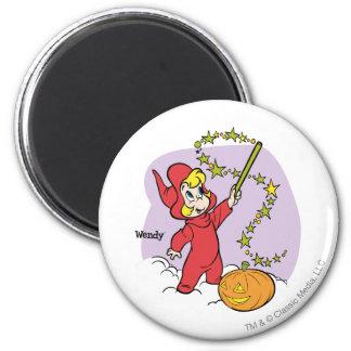 Wendy Magic Wand 3 2 Inch Round Magnet