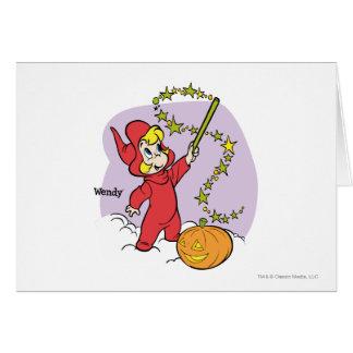 Wendy Magic Wand 3 Card