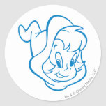 Wendy Smiling Face Sticker