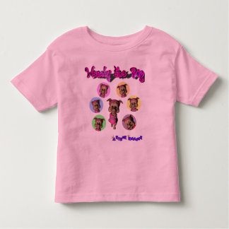 Wendy The Pig Flies! Wendy Expressions Ringer tee