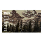 Wengern Alp and Jungfrau, Bernese Oberland, Switze Double-Sided Standard Business Cards (Pack Of 100)