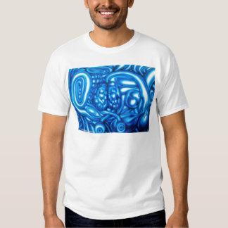 WennBlaubluetigeausderHautfahren T-Shirt