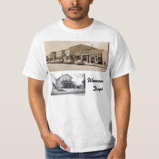 Wenona Days T Shirt