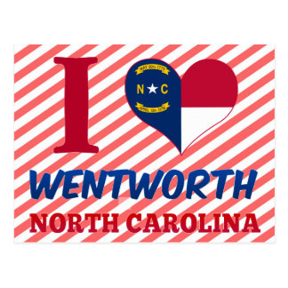 Wentworth, Carolina del Norte Tarjetas Postales