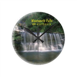Wentworth Falls Australia Round Clock