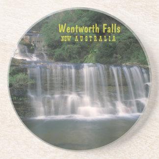 Wentworth Falls Australia Coasters