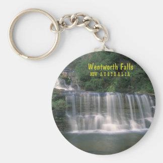 Wentworth Falls Australia Key Chain