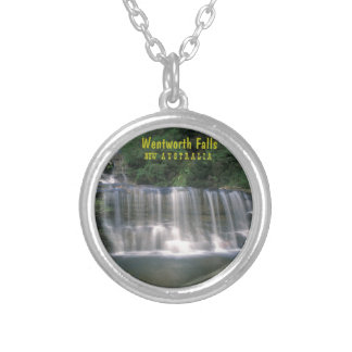 Wentworth Falls Australia Personalized Necklace