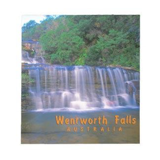 Wentworth Falls Australia Scratch Pads