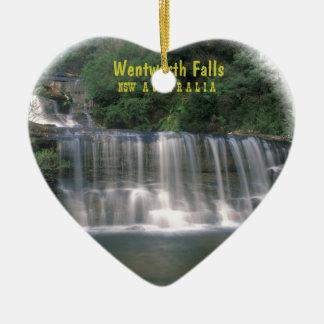 Wentworth Falls Australia Ornament