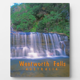 Wentworth Falls Australia Photo Plaque