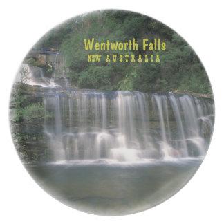 Wentworth Falls Australia Dinner Plate