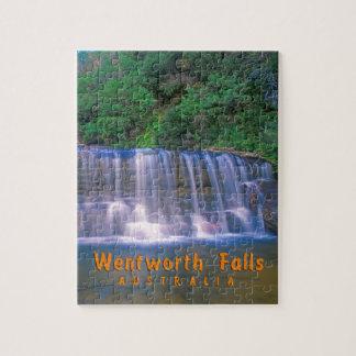 Wentworth Falls Australia Jigsaw Puzzle