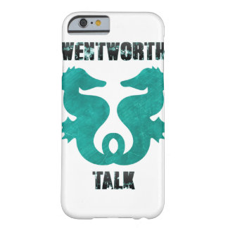 Wentworth Talk phone case