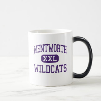Wentworth - Wildcats - Junior - Calumet City 11 Oz Magic Heat Color-Changing Coffee Mug