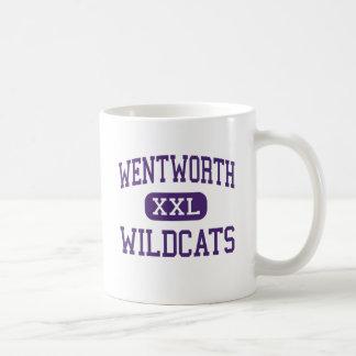 Wentworth - Wildcats - Junior - Calumet City Classic White Coffee Mug