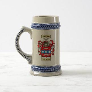 Wenzel Beer Stein