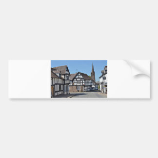 Weobley Bumper Sticker