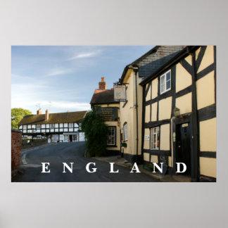 Weobley Inglaterra Posters