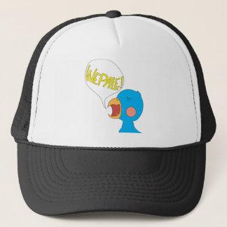 Wepale Bird Trucker Hat