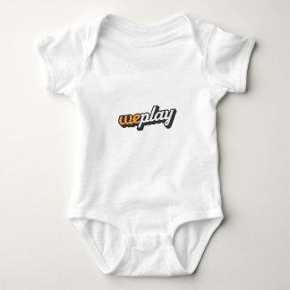 weplay_Logo-1.ai Baby Bodysuit