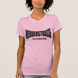 WERDERSTRASSE TRAZADO WERDER - Schwerin Camiseta