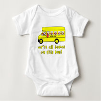 We're All Bozos on This Bus Tshirts