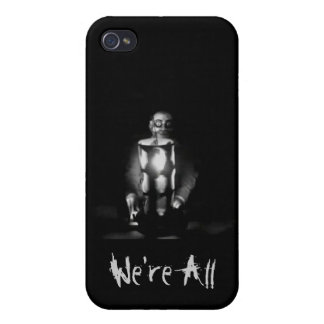 We're All Dreaming Spooky Phone Case
