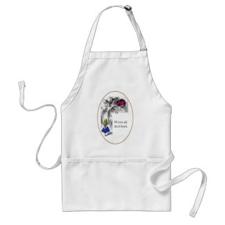 We're All Mad Here Aprons