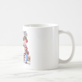 We're All Quite Mad, You'll Fit Right In! Coffee Mug