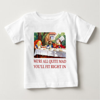We're All Quite Mas, You'll Fit Right In! Baby T-Shirt