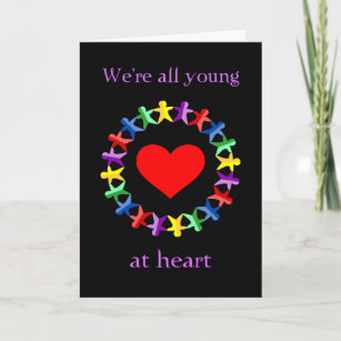 fd556933bccb We're All Young At Heart, Even You Old Fart! card