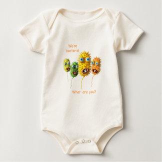 We're Bacteria Baby Bodysuit