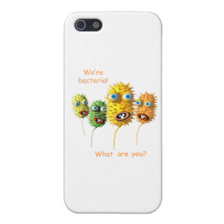 We're Bacteria Cover For iPhone SE/5/5s