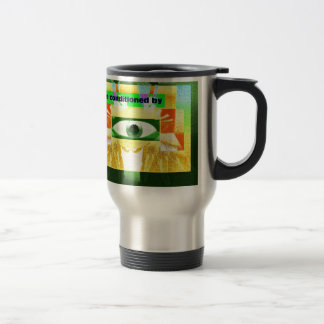 We're conditioned by 2 15 oz stainless steel travel mug