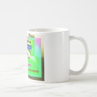 We're conditioned by everything co & subco coffee mug
