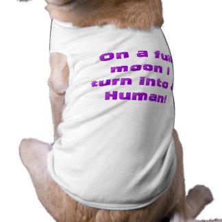 were-dog shirt