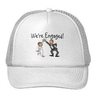 Were Engaged Hat