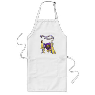 We're Friendly Long Apron