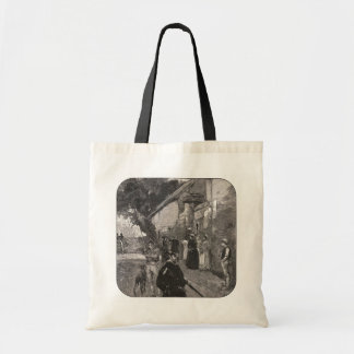 Were Gathered To Welcome Us Tote Bag