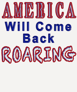 """We're Gonna Take Back America"" Romney Shirts Shirts"
