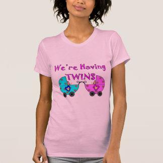 We're Having TWiINS T-Shirt