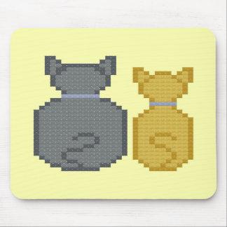 We're Ignoring You Kitties Mousepad