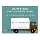 We're Moving Announcement Postcards