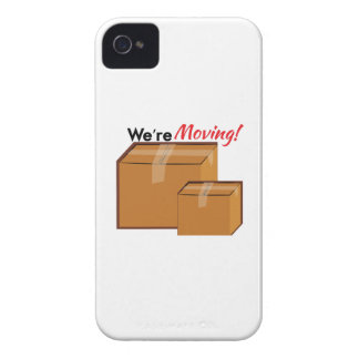 Were Moving Case-Mate iPhone 4 Cases