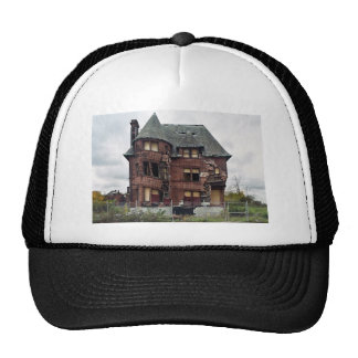 WE'RE MOVING! MESH HATS