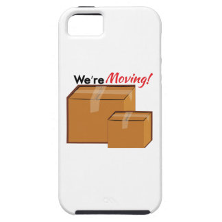 Were Moving iPhone 5 Cases