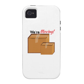 Were Moving Vibe iPhone 4 Cases