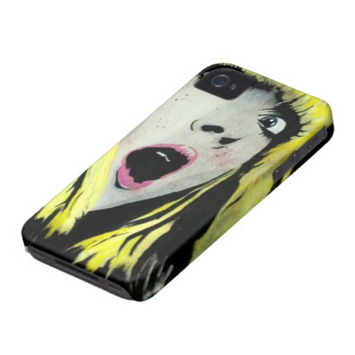 'We're Not Alone!' 4G Cell Case iPhone 4 Cover