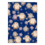 We're not fat, just Adipose Greeting Cards